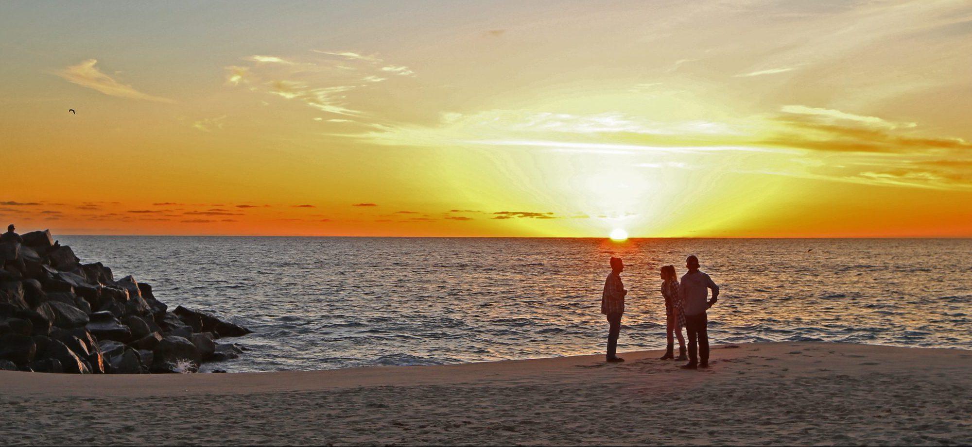 Carlsbad sunset